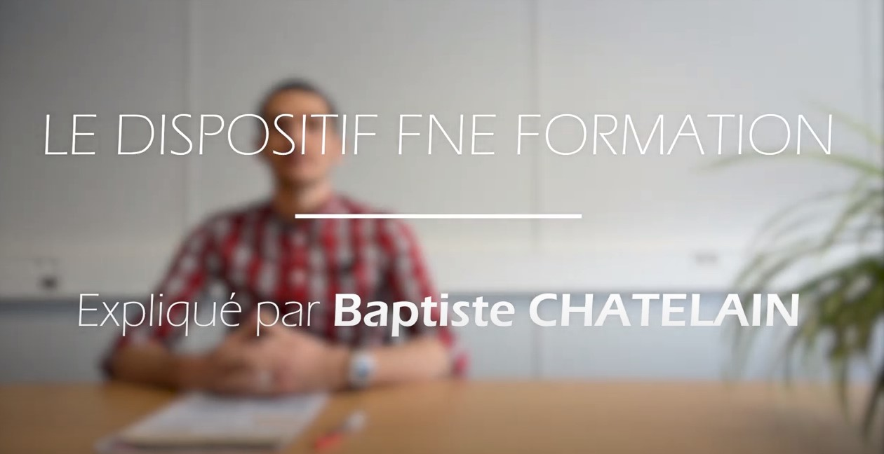 Le dispositif FNE Formation